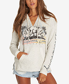 Billabong Juniors' Days Off Graphic French Terry Hoodie