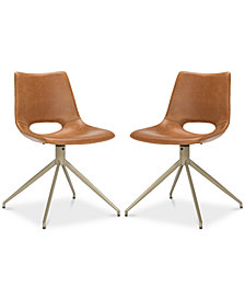 Ghant Dining Chair (Set Of 2), Quick Ship