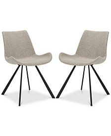 Brom Dining Chair (Set Of 2), Quick Ship