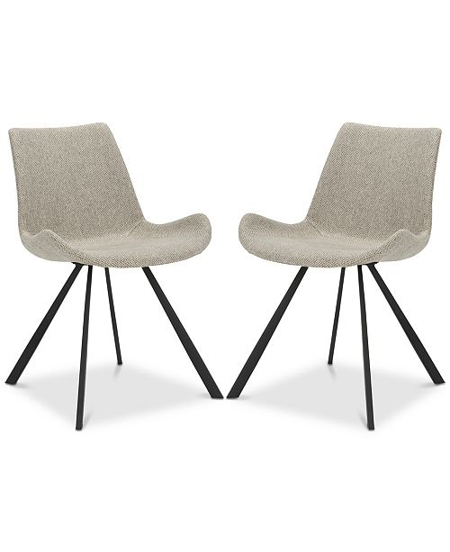 Safavieh Brom Dining Chair (Set Of 2)