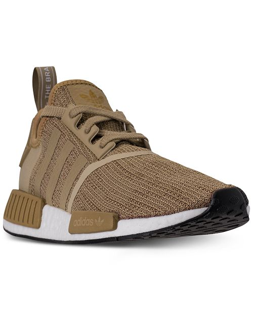 78580311e adidas Men s NMD R1 Casual Sneakers from Finish Line   Reviews ...