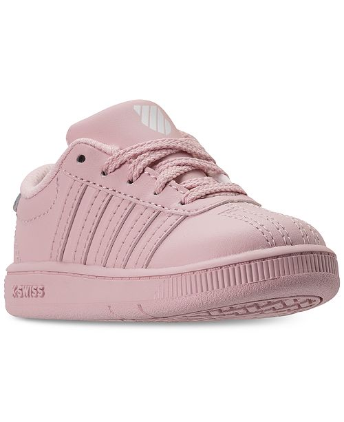 77024bd38ae0 K-Swiss Toddler Girls  Classic Pro Casual Sneakers from Finish Line ...