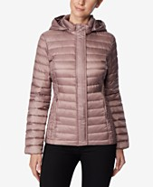 cd019504c Pink Puffer Coat  Shop Puffer Coat - Macy s