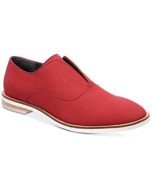 Men's Auston Nubuck Smooth Loafers
