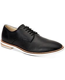 Calvin Klein Men's Aggussie Nappa Leather Oxfords