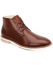 Men's Albe Nappa Leather Chukka Boots