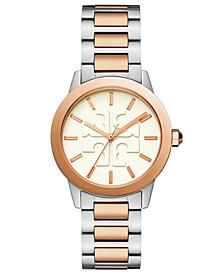 Women's Gigi Two-Tone Stainless Steel Bracelet Watch 36mm