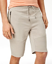 INC Men's Remix Knit Shorts, Created for Macy's