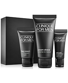 3-Pc. Clinique For Men Daily Age Repair Starter Set
