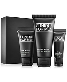 Clinique 3-Pc. Clinique For Men Daily Age Repair Starter Set