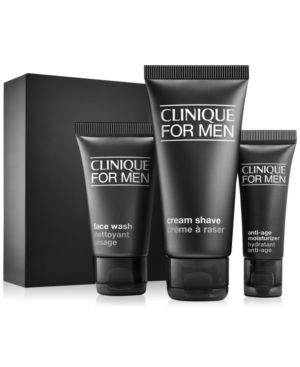CLINIQUE For Men & #153 Starter Kit - Daily Age Repair