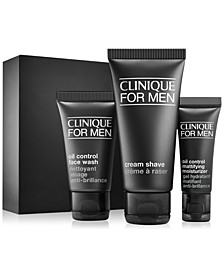 3-Pc. Clinique For Men Daily Oil Control Starter Set