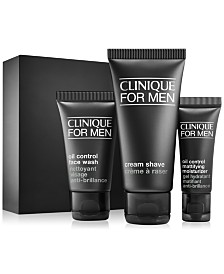 Clinique 3-Pc. Clinique For Men Daily Oil Control Starter Set