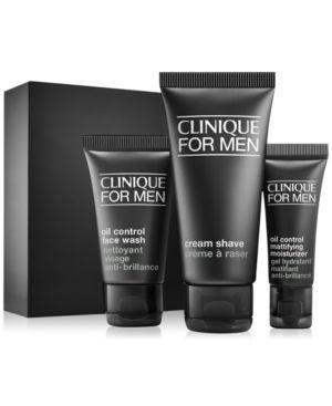 For Men Starter Kit For Combination Oily To Oily Skin Types