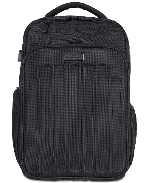 """Kenneth Cole Reaction 17"""" EZ Scan Computer Business Backpack"""