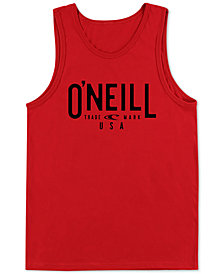 O'Neill Men's Register Logo-Print Tank