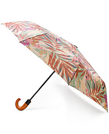 Patricia Nash Palm Leaves Magliano Umbrella