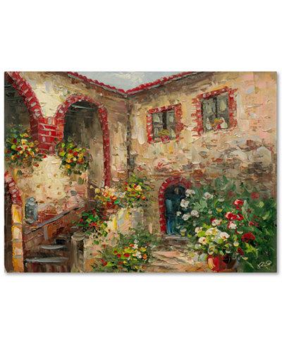 Rio 'Tuscany Courtyard' 35