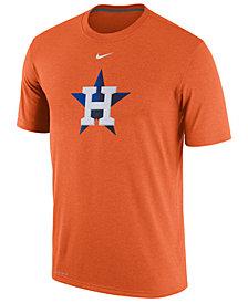 Nike Men's Houston Astros Legend Wordmark 1.5 T-Shirt