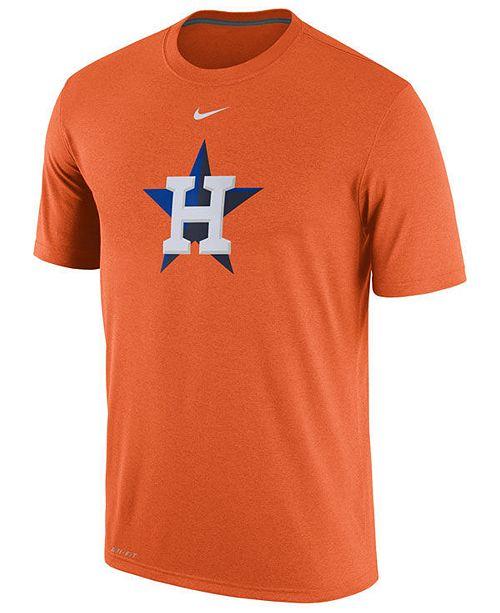 94d3c69dacf Nike Men s Houston Astros Legend Wordmark 1.5 T-Shirt   Reviews ...