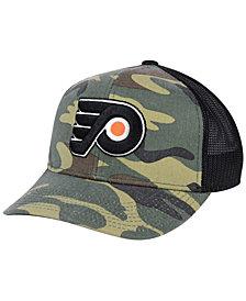 adidas Philadelphia Flyers Camo Trucker Cap
