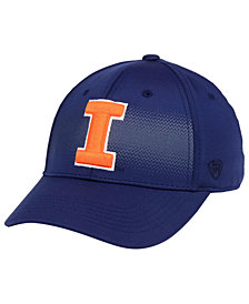 Top of the World Illinois Fighting Illini Life Stretch Cap