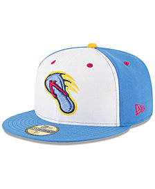 New Era San Antonio Missions AC 59FIFTY FITTED Cap