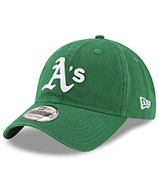 New Era Oakland Athletics On Field Replica 9TWENTY Cap