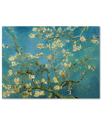 Vincent van Gogh 'Almond Branches In Bloom 1890' 24