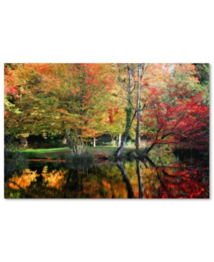 Philippe Sainte-Laudy Ill Be There 16 x 24 Canvas Wall Art