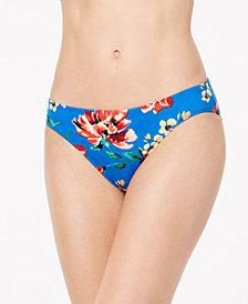 Lauren Ralph Lauren Havana Floral Printed Hipster Swim Bottoms