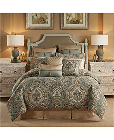 Croscill Rea 4-Pc. Queen Comforter Set