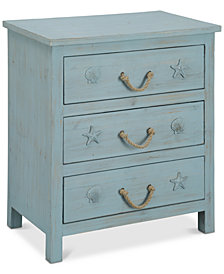 Breakers 3-Drawer Chest, Quick Ship