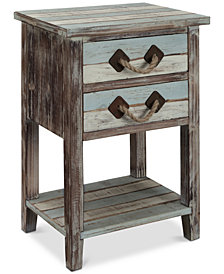 Islander Accent Table, Quick Ship