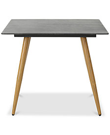 Pietro Outdoor Dining Table, Quick Ship