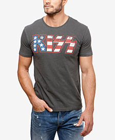 Lucky Brand Men's KISS Graphic T-Shirt