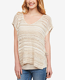 Jessica Simpson Pull-Over Nursing Top