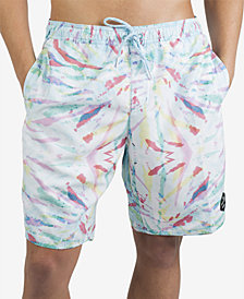 Neff Men's Duck Print Hot Tub Shorts