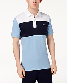 Lacoste Men's 85th Anniversary Limited Edition Interlock Polo