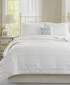 Celeste 4-Pc. Full/Queen Coverlet Set