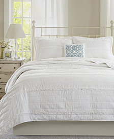 Madison Park Celeste 4-Pc. Full/Queen Coverlet Set