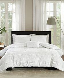 Madison Park Nicolette Cotton 4-Pc. King/California King Comforter Set