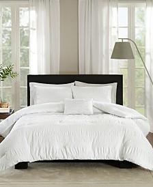 Madison Park Nicolette Cotton 4-Pc. Bedding Sets