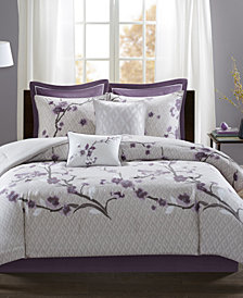 Madison Park Holly 8-Pc. Queen Comforter Set