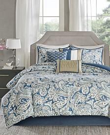 Madison Park Gabby 7-Pc. Queen Comforter Set