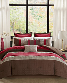 Madison Park Roslynn 8-Pc. Queen Comforter Set