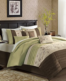 Madison Park Serene 7-Pc. King Comforter Set