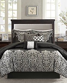 Madison Park Vanessa 7-Pc. Queen Comforter Set