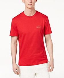 Lacoste Men's Tonal Croc Crewneck T-Shirt