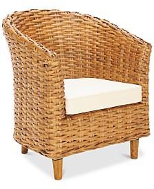 Manson Barrel Chair, Quick Ship